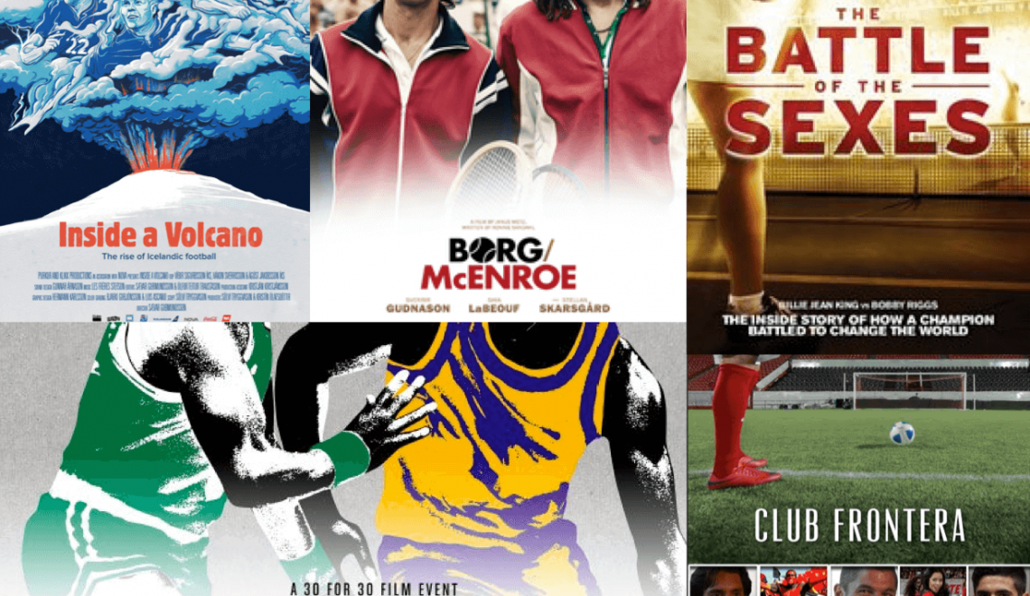 5 sports movies 2017