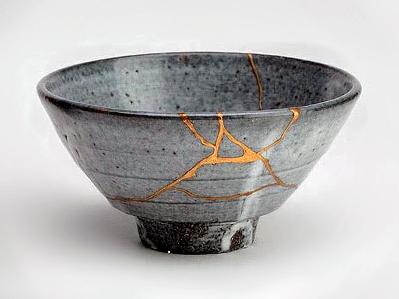 KINTSUGI: the beauty of the broken