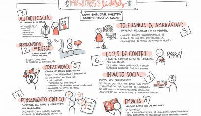 mejores líderes libro ilustración